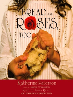 Cover of Bread and Roses, Too. hardback