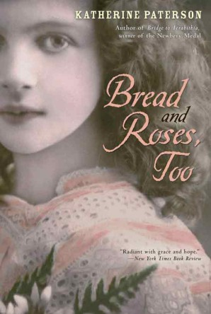 Cover of Bread and Roses, Too. paperback