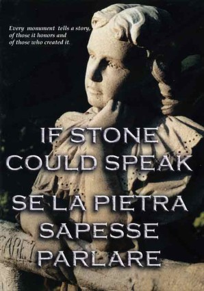 DVD cover - If Stone Could Speak