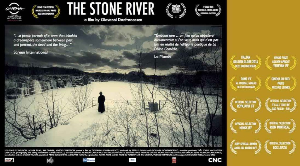 Poster for The Stone River film