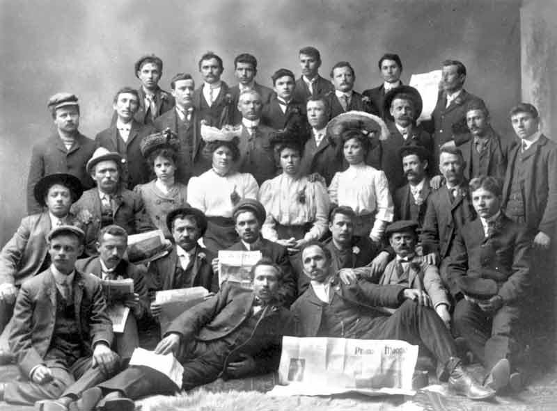 Primo Maggio Photograph - 1906