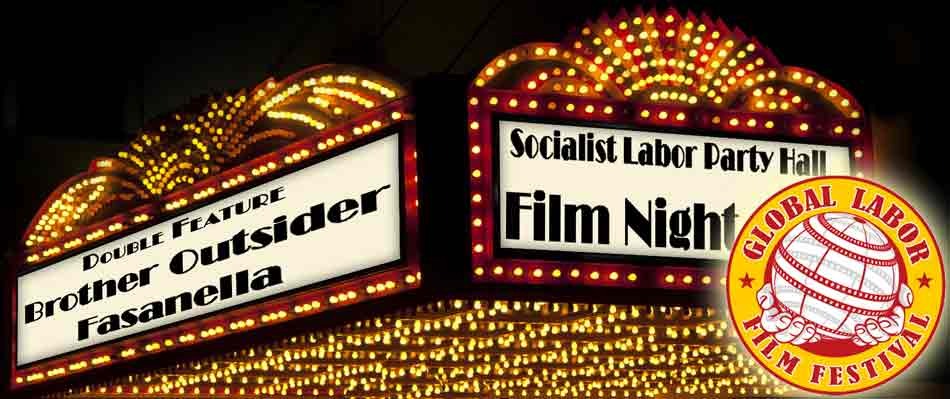 Global Labor Film Festival Marquee