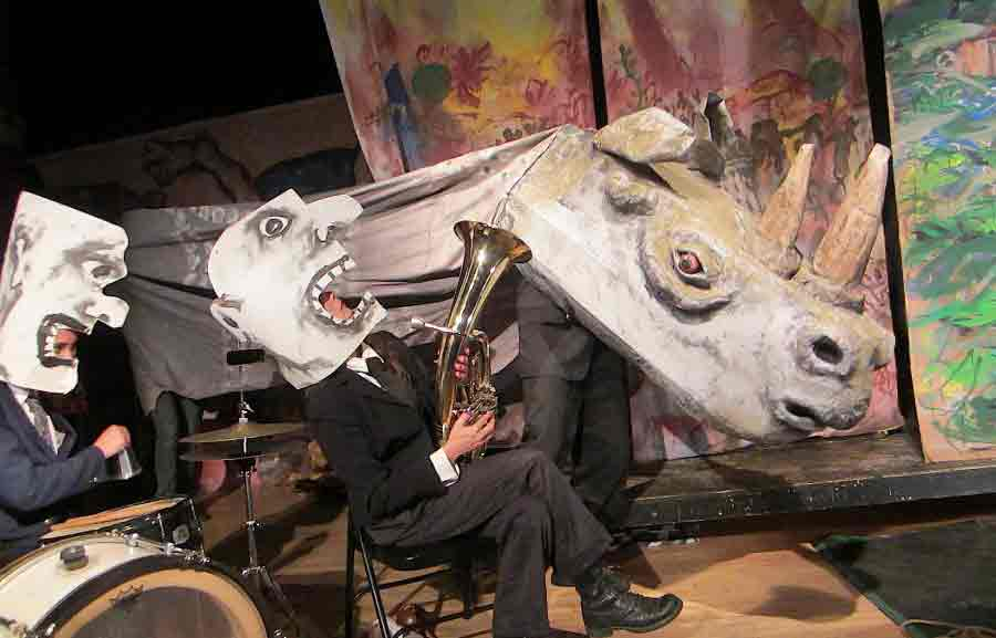 Bread and Puppet Rhino