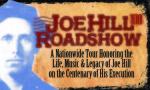 Joe Hill Roadshow poster