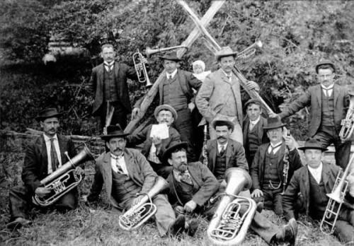 Transatlantic band