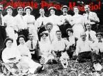 Scots picnic in Barre c.1900 (courtesy Aldrich Public Library)