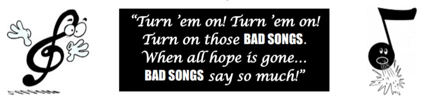clip art for worst song ever