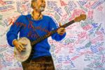 Pete Seeger 90th birthday card