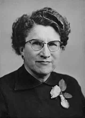 Consuelo Northrup Bailey, first woman Lieutenant Governor of Vemont