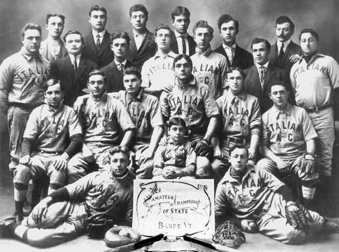 Italian Athletic Club - 1909